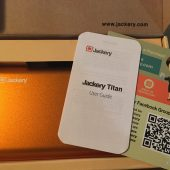 The Jackery Titan 20,100mAh Portable Battery Review