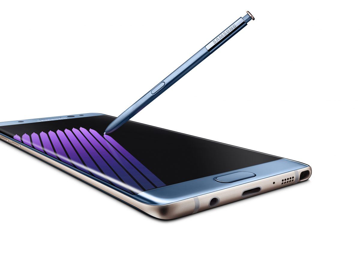 GearDiary The Samsung Galaxy Note7: Ready for Work and Play!