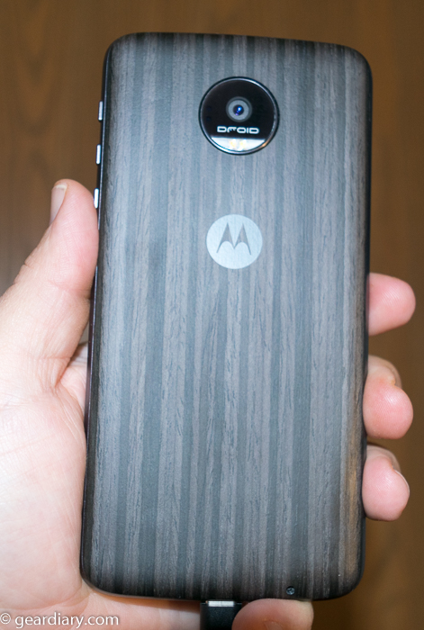 GearDiary A Force to Be Reckoned with: Moto Z Force Droid Edition Review
