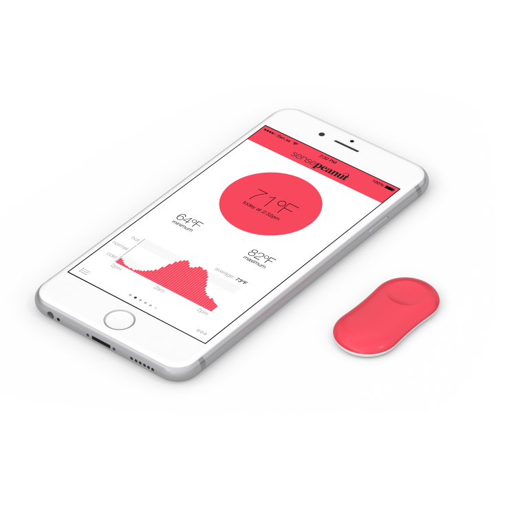 GearDiary SensePeanut: Smart, Inexpensive Life Automation, Starting with the ThermoPeanut
