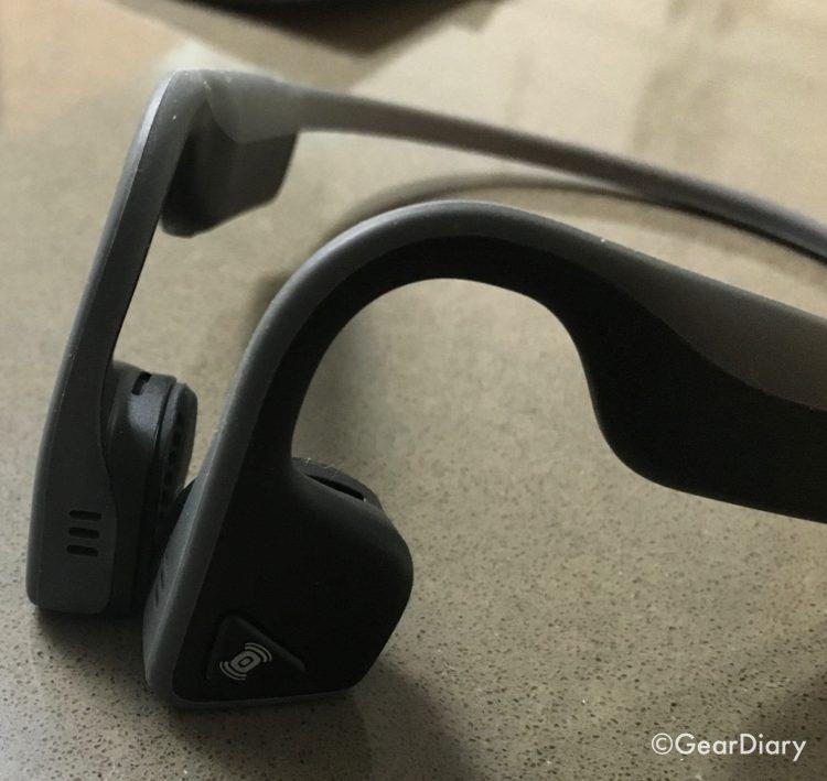GearDiary Trekz Titanium Bone Conduction Headphones Review and Giveaway!