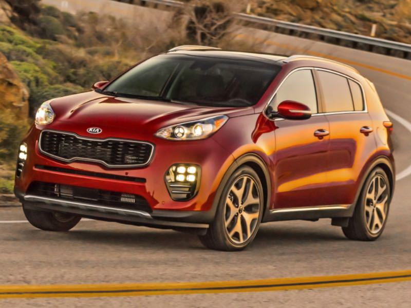 SUVs Kia Cars