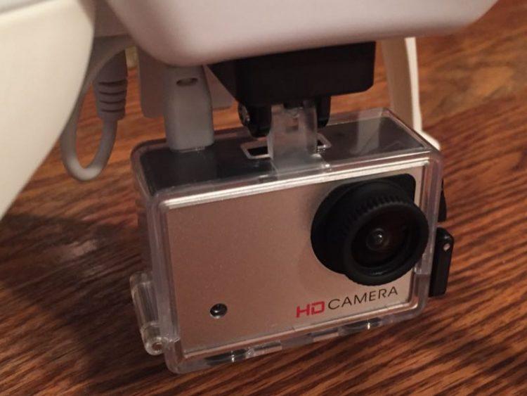 GearDiary Swann Xtreem Gravity Pursuit 1080p Video Drone Takes Flight