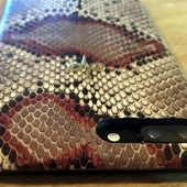 Moodz Concept iPhone 7 Plus Python Case: The Epitome of Custom, Hand-Made Luxury