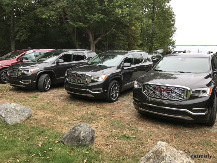 GearDiary 2017 GMC Acadia Denali Test Drive: All About the Journey, Not Just the Destination