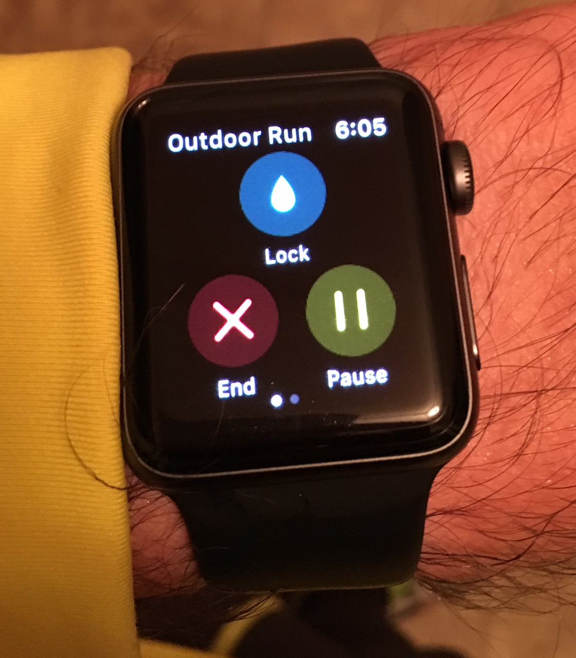 GearDiary Will the Apple Watch 2 Kill Other Fitness Watches?