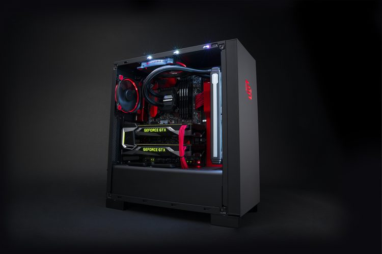 GearDiary MAINGEAR Strikes a Perfect Balance Between Budget and Performance with Their VYBE Tuned for VR Gaming PC