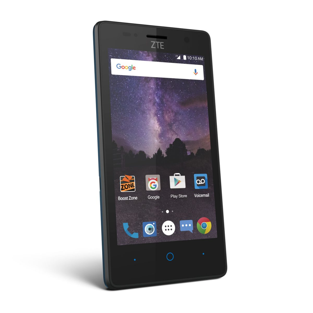 GearDiary ZTE's Newest Smartphone Has Premium Features for a Low Price