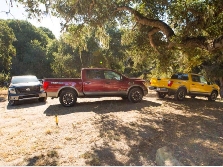 GearDiary 2017 Nissan Titan: Now Arriving in an All-New Half-Ton Package