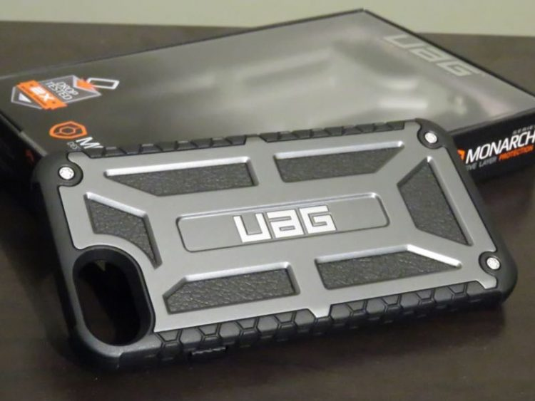 Urban Armor Gear Monarch Series Cases/Images by David Goodspeed