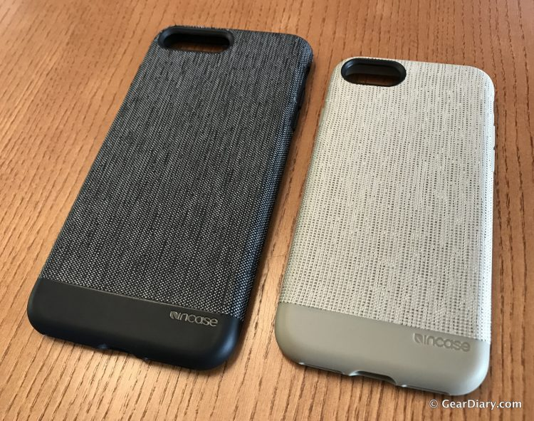 GearDiary Incase's New iPhone 7 and 7 Plus Cases Offer Beautiful, Lightweight Protection