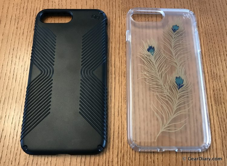 GearDiary Speck's Presidio Line of iPhone 7 Plus Cases Impresses with its Slim Protection