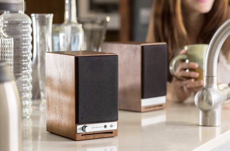 GearDiary The Audioengine HD3 Wireless Music System Is Only Small in Size