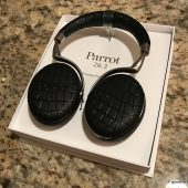 GearDiary The Parrot Zik 3 Headphones Are an Incredible Sounding Pair of Headphones