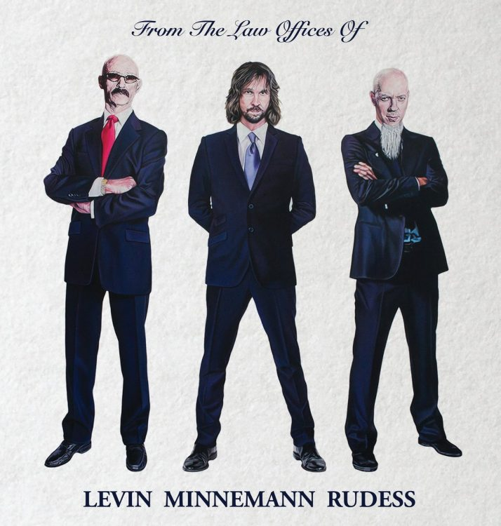 """GearDiary Levin-Minnemann-Rudess Get Even Better with New Album """"From the Law Offices Of ..."""""""