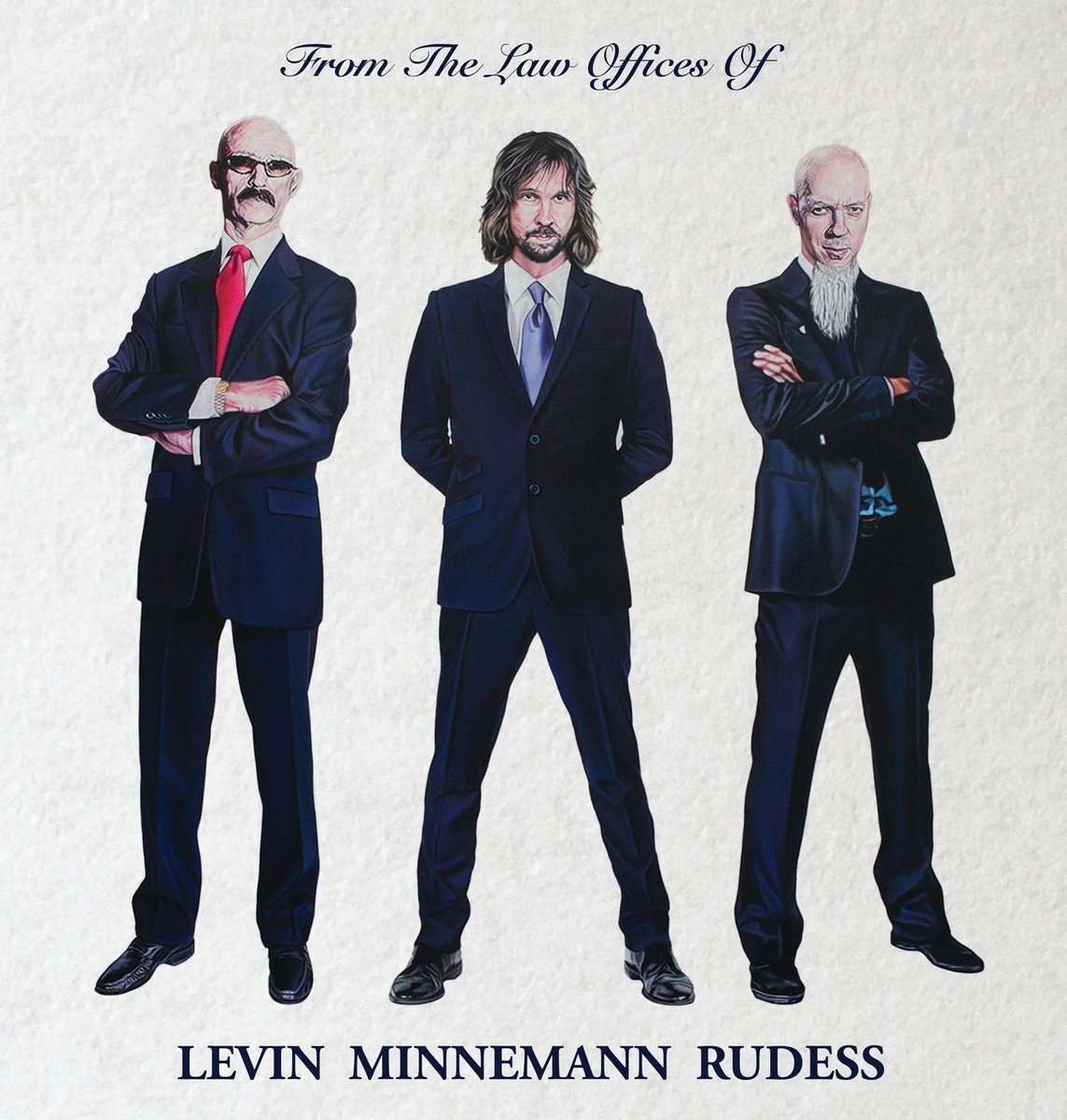 "GearDiary Levin-Minnemann-Rudess Get Even Better with New Album ""From the Law Offices Of ..."""