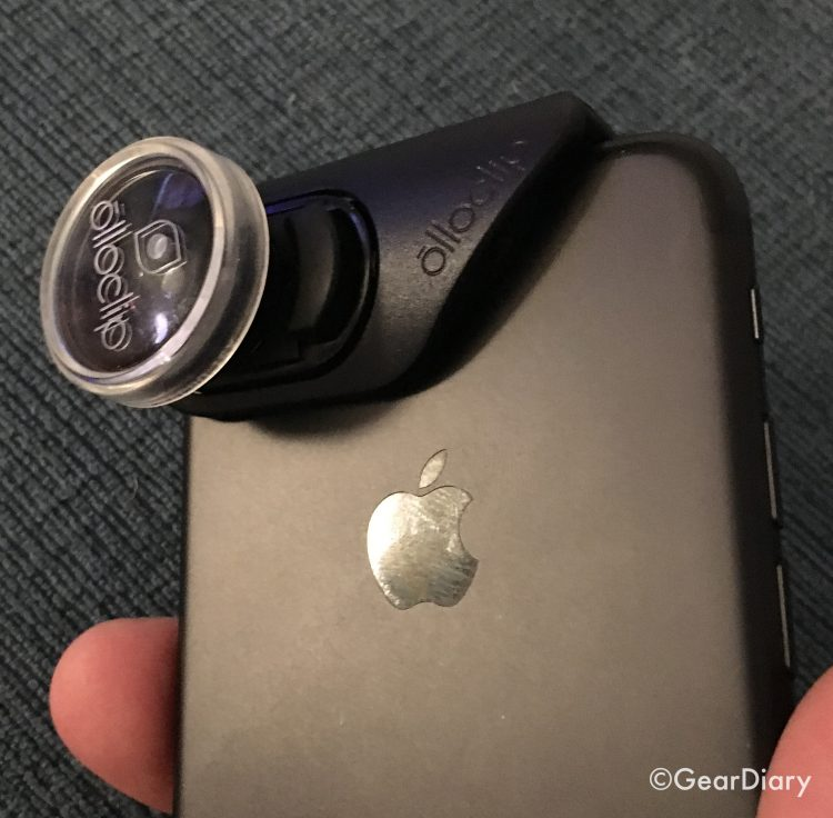 GearDiary Olloclip Core Lens Set for iPhone 7 and 7 Plus