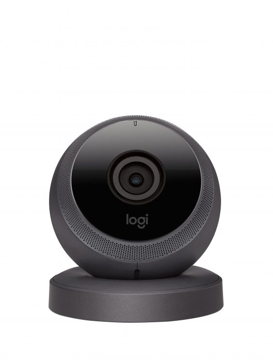 GearDiary The Latest Update to Logitech's Logi Circle Camera Uses Artificial Intelligence for Recognizing Who's in Your Home