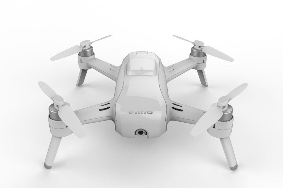 GearDiary The Yuneec Breeze Is a Fantastic Budget Drone for Beginners