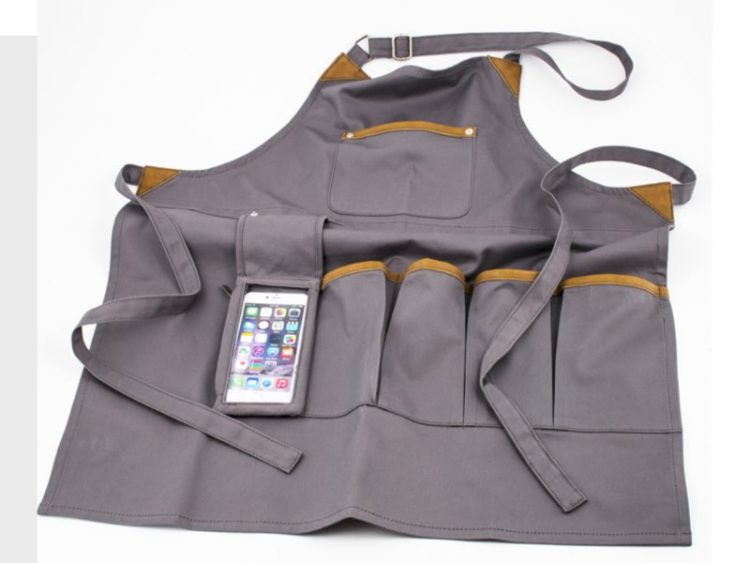 Techie Apron from Great Useful Stuff/Images courtesy Great Useful Stuff