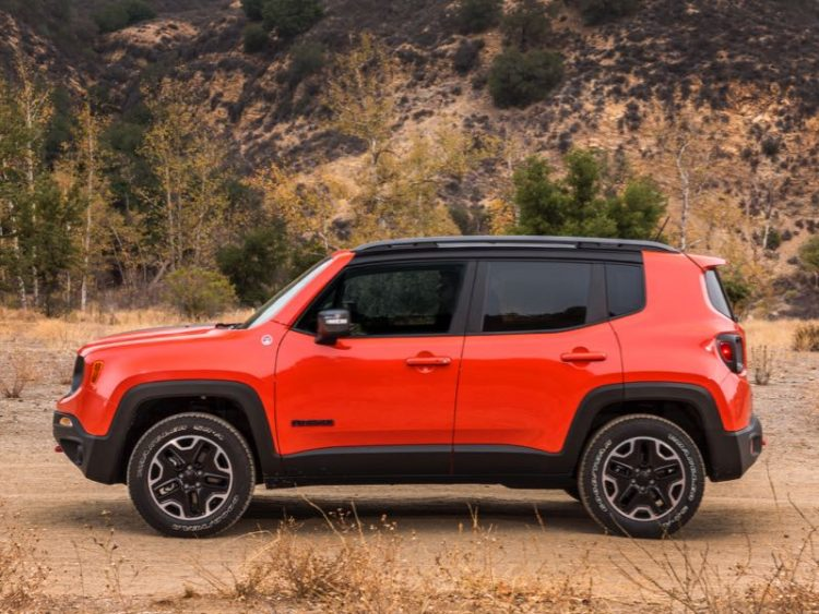 2016 jeep renegade trailhawk is a surprise new little hit. Black Bedroom Furniture Sets. Home Design Ideas