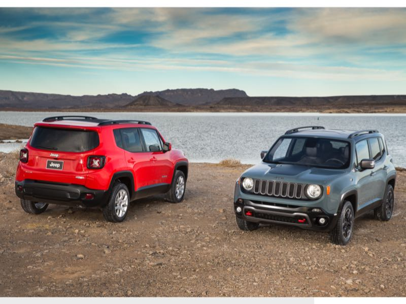 GearDiary 2016 Jeep Renegade Trailhawk Is a Surprise New Little Hit