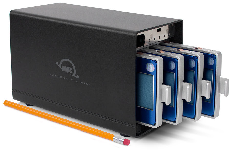 GearDiary Get a Huge Amount of Storage for Your Desktop Courtesy of OWC's Latest SSD