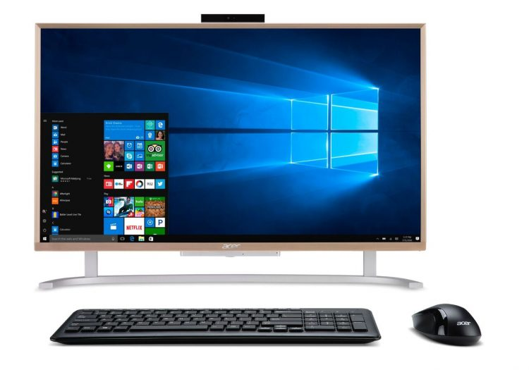 GearDiary Looks Like Acer Is Making the Desktop More Functional with Their Aspire C Series