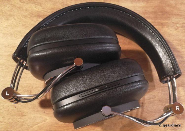 Bowers & Wilkins P7 Wireless Headphones: Swanky and Yet Practical