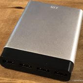 Just Mobile AluCharge: A Beautiful and Minimalistic Multi-Port USB Charger