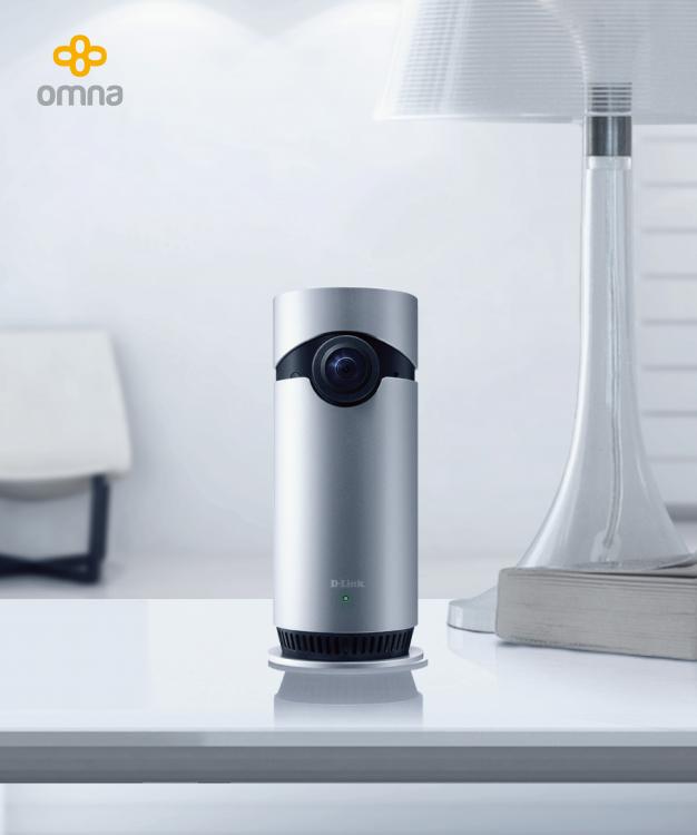 D-Link Announces Their Omna 180 Cam HD