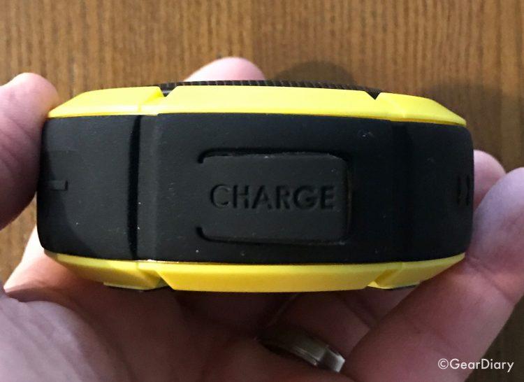 GearDiary Scosche BoomBuoy Rockstar Pocket-Sized Speaker Floats Like a Butterfly