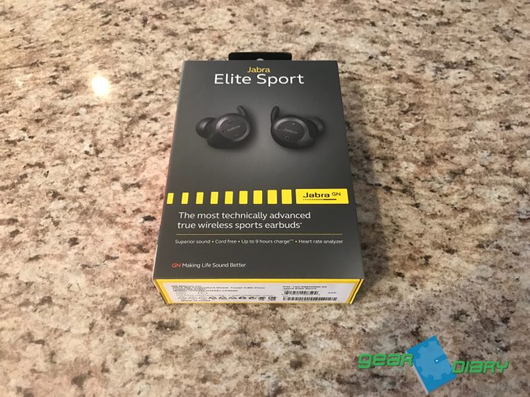 The Jabra Elite Sport Earbuds Are Awesome, No Strings Attached