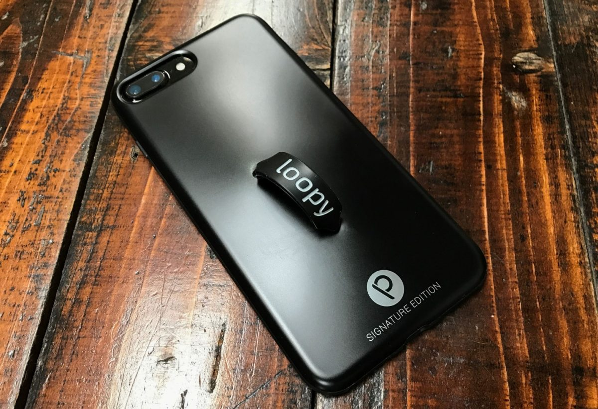 discount sale 31497 6d66e Loopy Cases for iPhone 7 Plus Review