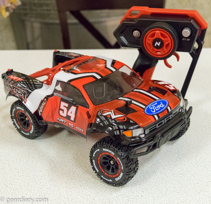 Toy State Nikko Rc Elite Ford F 150 Raptor Review