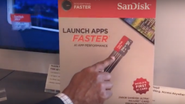 GearDiary SanDisk Stuns with Their Upgraded MicroSD Line Featuring A1 App Performance