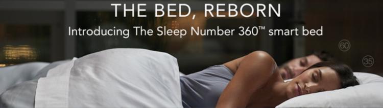 Sleep Number 360 Is a Smart Bed for Smarter Sleep