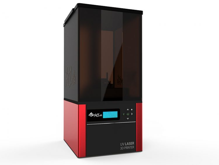 GearDiary XYZPrinting Nobel 1.0A-3