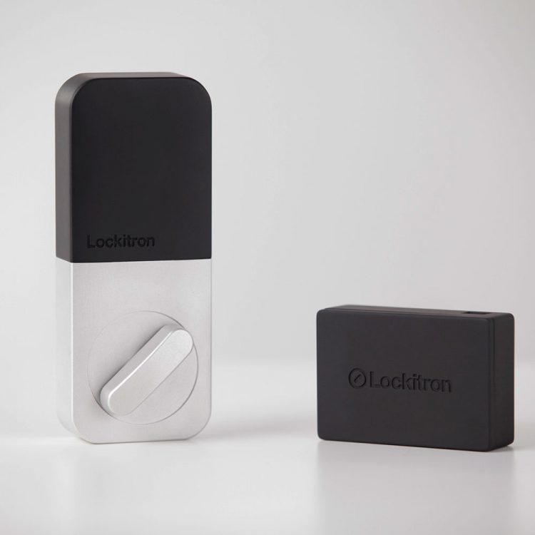 Latest Lockitron Smart Lock Is Affordable and Less Than $100