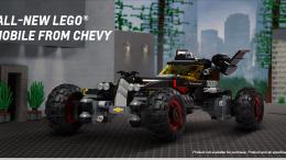 GearDiary Chevy Teams Up with Lego Batman!