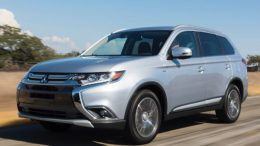 GearDiary 2017 Mitsubishi Outlander Family Crossover Not to be Overlooked