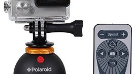 GearDiary Polaroid's Remote-Controlled EyeBall Head is a Great Tool for Photographers