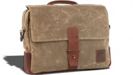GearDiary The NutSac Satchel Is a Man Bag You'll Be Proud to Carry