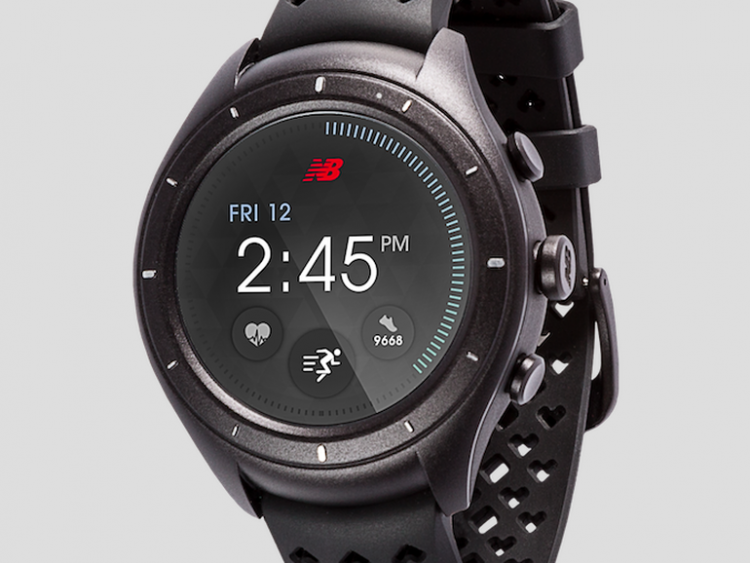 GearDiary When an Athletic Brand Makes a Fitness Watch, You Get the New Balance RunIQ