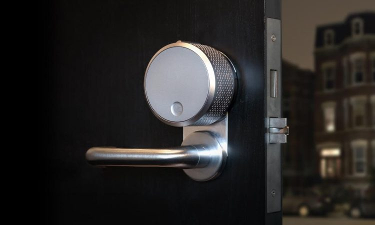 GearDiary August Home Has Two Announcements for Home Owners & Apartment Dwellers Who Want Smarter Locks