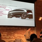 GearDiary 2017 Kia Niro First Look: An Eye-Popping Hybrid Crossover