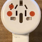 GearDiary Oneadaptr Twist+ World Adapter DUO: Ready for Travel