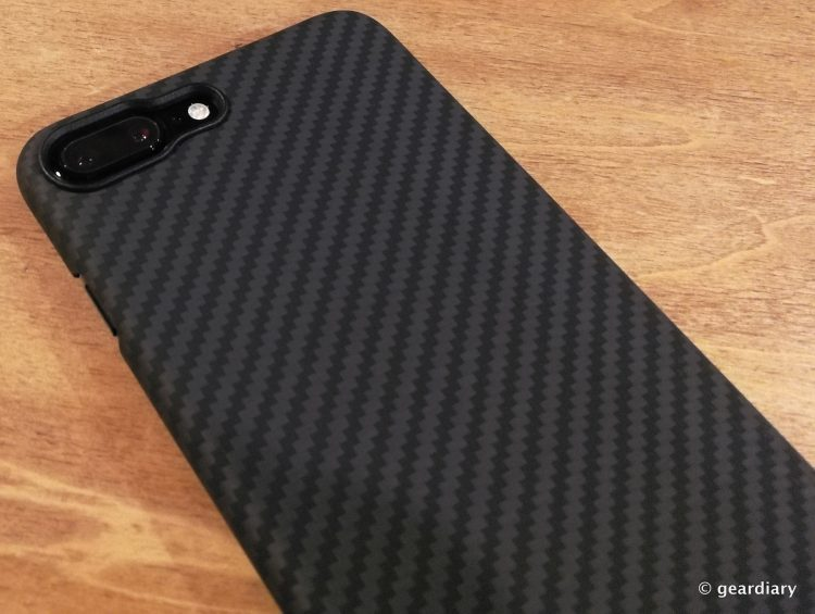GearDiary Win One of Seven PITAKA Aramid Fiber iPhone 7 or 7 Plus Cases