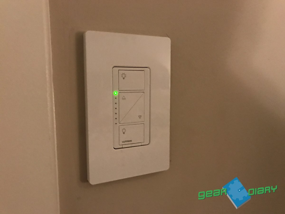 Lutron Caseta Wireless In-Wall Dimmer: Retrofit Your Home