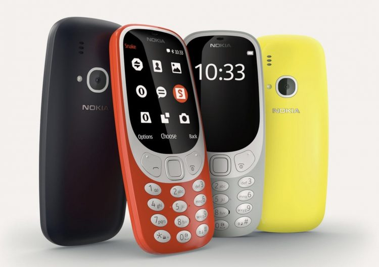 GearDiary The Nokia 3310 Goes Back to the Basics